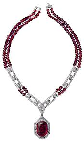 diamond necklace red images Red and white diamond necklace png clipart best web clipart png
