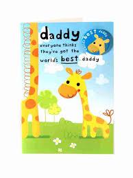 daddy birthday card clintons