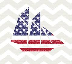 svg cutting file american ship boat clipart boat svg usa