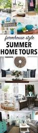 modern french farmhouse summer home tour bless u0027er house