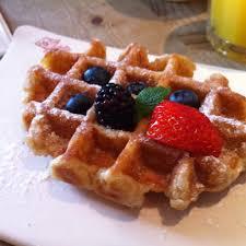 cuisine au quotidien quotidien notting hill gate belgium waffles