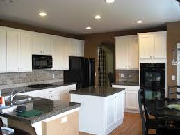 Painting Oak Kitchen Cabinets Spray Painting Kitchen Cabinets White Kitchen U0026 Bath Ideas