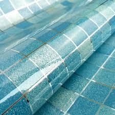 funlife mosaic 5 colors aluminum foil self adhensive anti oil