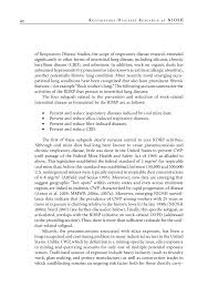 Child Support Letter Agreement 2 Evaluation Of The Respiratory Diseases Research Program