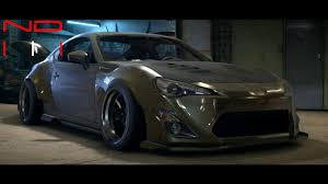 toyota 86 toyota gt86 2014 modified nfs2015 sound youtube