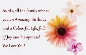 birthday wishes for aunty happy birthday tita
