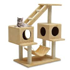 unique cat climbing tree making position design cat climbing