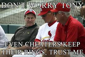 Bill Belichick Memes - st louis cardinals hacking meme bill belichick meme sports unbiased