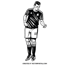 soccer player gareth bale download at vectorportal