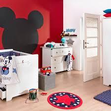 chambre b b mickey decoration chambre bebe mickey visuel 8