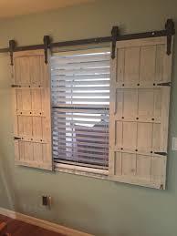 barn door shutters rusty nails of ocala restorations and creations