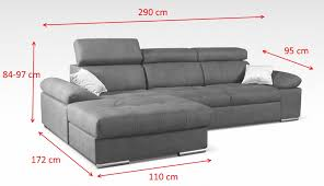 Atlanta Corner Sofa Bed JB Furniture - Sofa beds atlanta