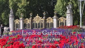 london gardens u0026 parks walk design and history garden tour guide
