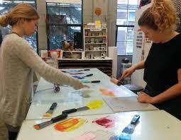 interdisciplinary visual arts of art art history