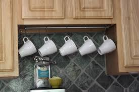 under cabinet coffee mug rack know i normally only post once a day but i have a lot to share with
