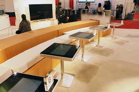 Touch Screen Coffee Table by Modern Usage Of Lcd Touch Screen Table Vicky Hu Pulse Linkedin