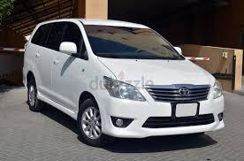toyota car models 2014 dubizzle abu dhabi innova toyota innova 2 7l model 2014 low