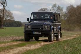 new land rover defender 2013 first drive land rover defender electric prototype aronline