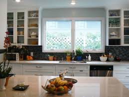 Black Subway Tile Kitchen Backsplash Kitchen Window As Backsplash Caurora Com Just All About Windows