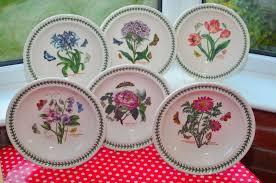 kitch u0027n u0027 chic portmeirion botanic garden 6pcs large pasta bowls