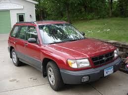subaru forester red 2016 1998 subaru forester specs and photos strongauto
