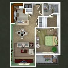 Apartment Floor Plan Design Home Design 79 Astonishing One Bedroom Apartment Floor Planss