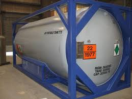 cryogenic offshore tank