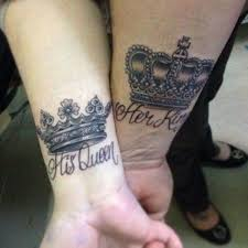 tattoo queen photos 150 most sought after king and queen tattoos wild tattoo art