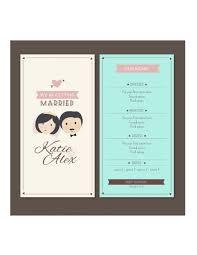 Wedding Menu Template Menu Template Free Printable Menu Samples In Pdf Word U0026 Excel