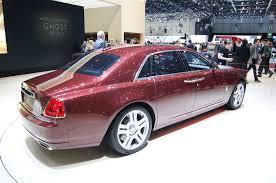 rolls royce phantom rear 2015 rolls royce ghost ii review and price autoevoluti com
