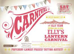 carnival party invitations u2013 gangcraft net
