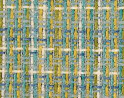 Woven Upholstery Fabric For Sofa Aqua Blue Woven Upholstery Fabric Aqua Tweed Fabric For