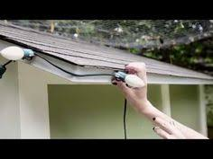 how to install christmas lights view of a magnetic christmas light clip cool products pinterest
