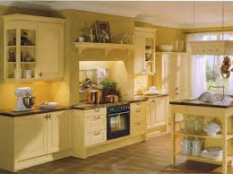 yellow kitchens french country kitchen decorating ideas yellow