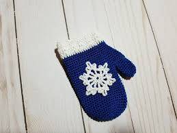 mitten ornament free crochet pattern craft ideas for adults and