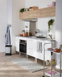 alinea meuble de cuisine elia meuble de cuisine bas 1 porte et 1 tiroir blanc 40cm alinéa