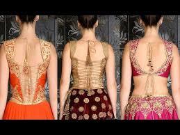 blouse for back knot design blouse for lehenga choli