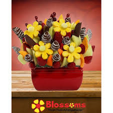 fresh fruit arrangements blossoms fresh fruit arrangements gourmet greens produce