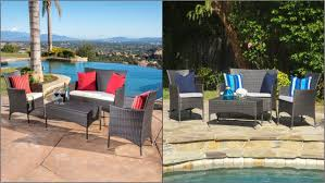 Frontgate Patio Furniture Clearance by Outdoor Wayfair Outdoor Furniture Christopher Knight Patio