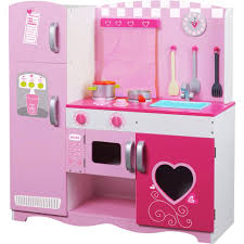classic toy pink kitchen activity toy kitchens grills u0026 cooking