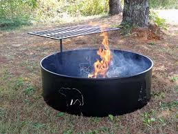 Backyard Fire Ring by Plain Decoration Outdoor Fire Ring Magnificent 1000 Ideas About