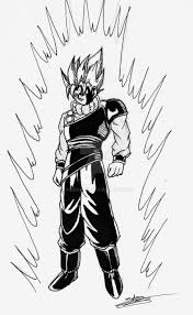 goku super saiyan yardrat by chibidamz on deviantart