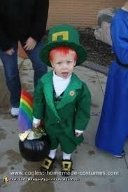 Leprechaun Costume Coolest Homemade Leprechauns And Pots Of Gold Costumes