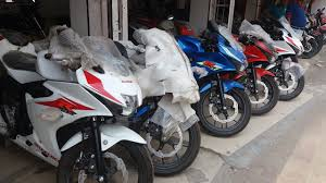 honda cbr showroom 2017 new sports bike showroom in dhaka bangladesh youtube