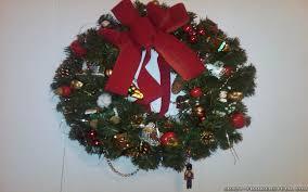 christmas wreath wallpapers crazy frankenstein
