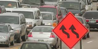 worst cities for traffic thankfully evansville area is way down