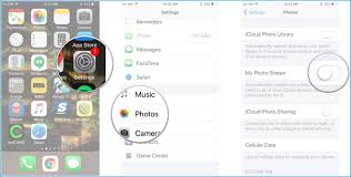 icloud photostream for android how to fix ios 11 my photo not working on iphone and