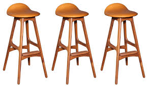 Bar Stool Sets Of 3 Chic Bar Stool Sets Of 3 Erik Buck Od61 Leather Bar Stools Set Of