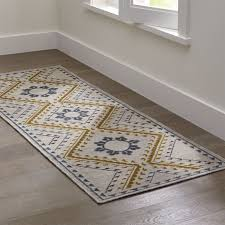 rug runners contemporary contemporary wonderful yellow kitchen rug runner rugs uk black