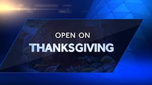 local restaurants open on thanksgiving 2014